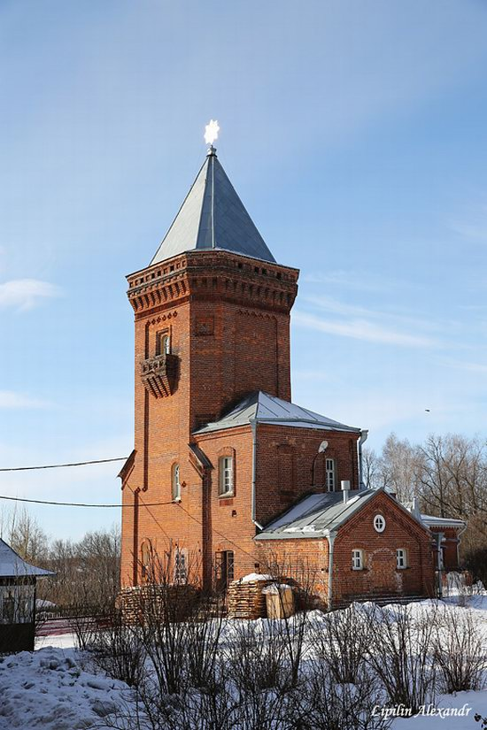 Shamordino Convent in the Kaluga region, Russia, photo 10