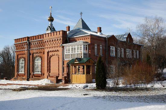 Shamordino Convent in the Kaluga region, Russia, photo 11