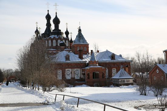 Shamordino Convent in the Kaluga region, Russia, photo 13