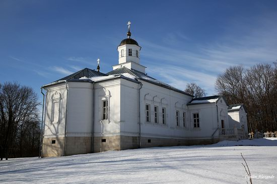 Shamordino Convent in the Kaluga region, Russia, photo 14