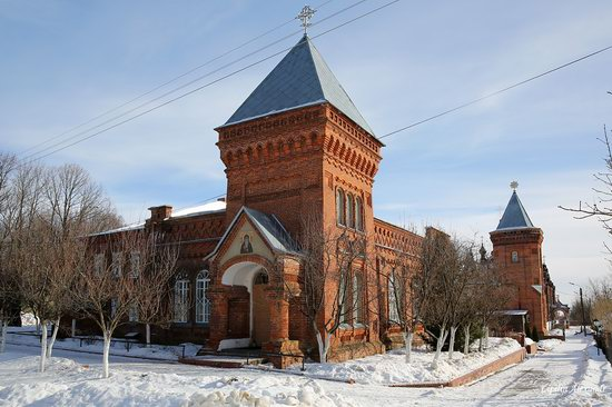 Shamordino Convent in the Kaluga region, Russia, photo 15
