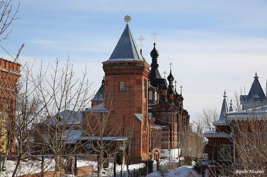 Shamordino Convent in the Kaluga region, Russia, photo 16