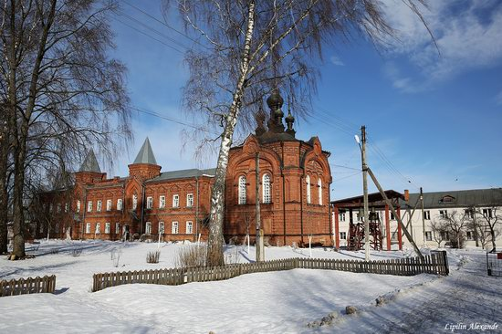 Shamordino Convent in the Kaluga region, Russia, photo 17