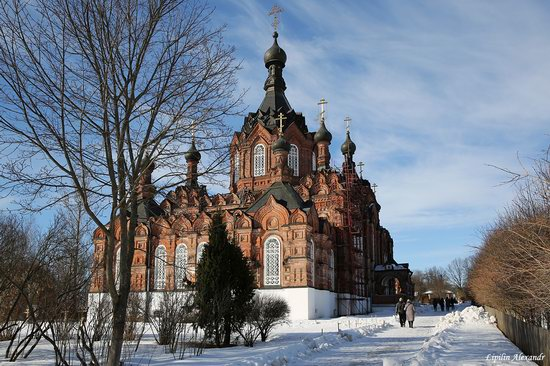Shamordino Convent in the Kaluga region, Russia, photo 2