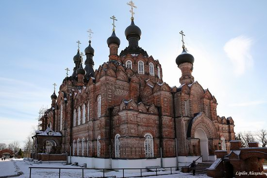 Shamordino Convent in the Kaluga region, Russia, photo 3