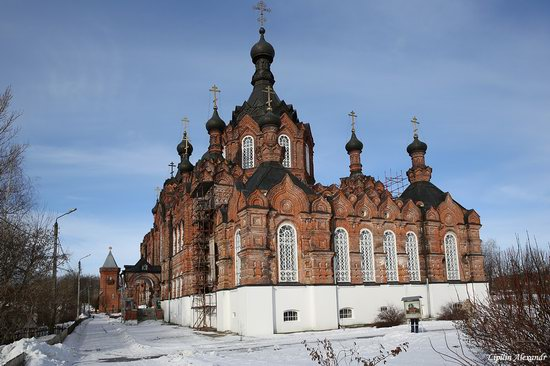 Shamordino Convent in the Kaluga region, Russia, photo 7