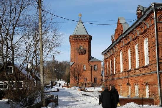Shamordino Convent in the Kaluga region, Russia, photo 8