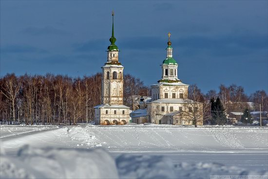 Veliky Ustyug town in the Russian North, photo 12