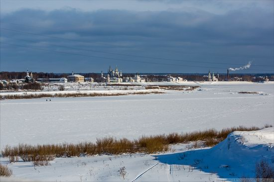 Veliky Ustyug town in the Russian North, photo 2