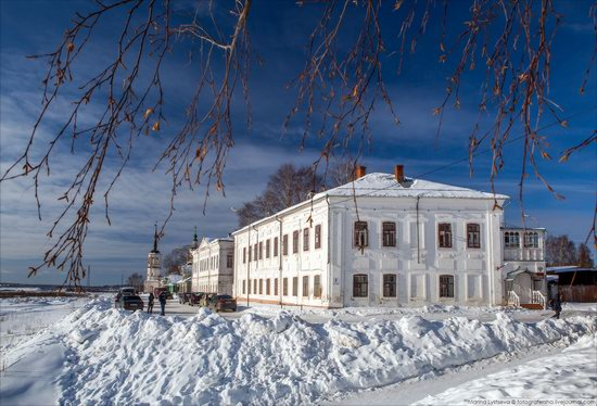 Veliky Ustyug town in the Russian North, photo 20