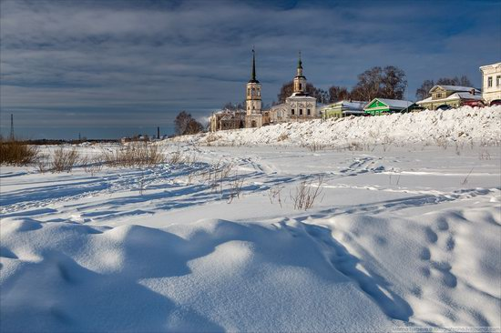 Veliky Ustyug town in the Russian North, photo 22