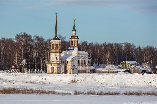 Veliky Ustyug town in the Russian North, photo 23
