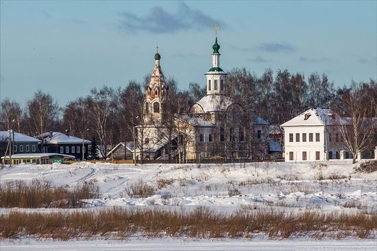 Veliky Ustyug town in the Russian North, photo 24