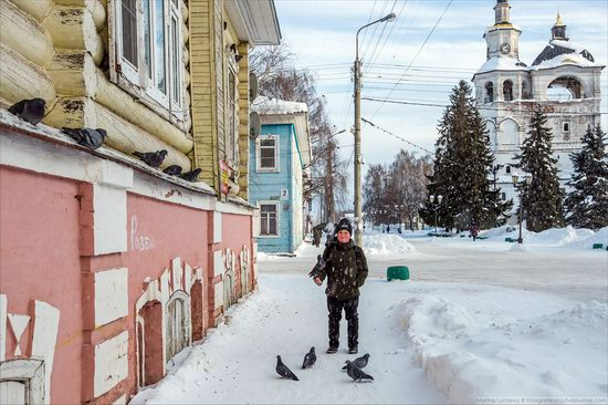 Veliky Ustyug town in the Russian North, photo 26