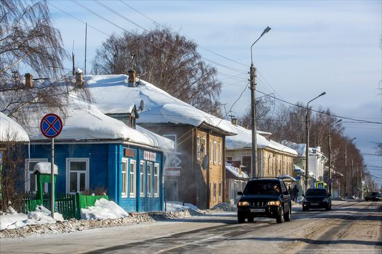 Veliky Ustyug town in the Russian North, photo 3