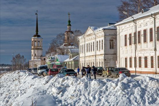 Veliky Ustyug town in the Russian North, photo 6