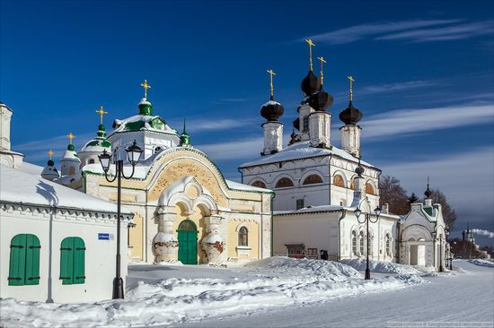 Veliky Ustyug town in the Russian North, photo 7
