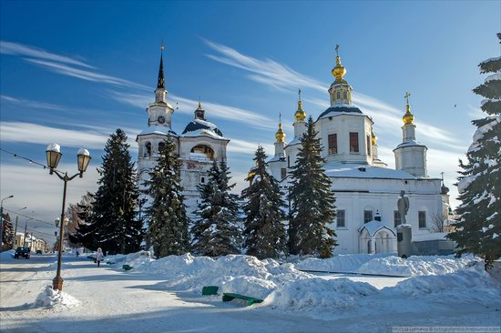 Veliky Ustyug town in the Russian North, photo 8