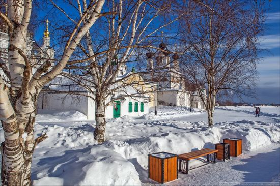 Veliky Ustyug town in the Russian North, photo 9