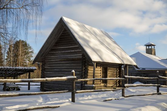 Museum of Wooden Architecture Vasilevo, Tver region, Russia, photo 10
