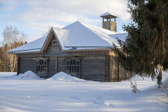 Museum of Wooden Architecture Vasilevo, Tver region, Russia, photo 11