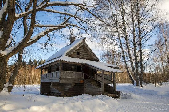 Museum of Wooden Architecture Vasilevo, Tver region, Russia, photo 13