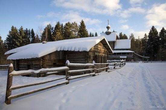 Museum of Wooden Architecture Vasilevo, Tver region, Russia, photo 14