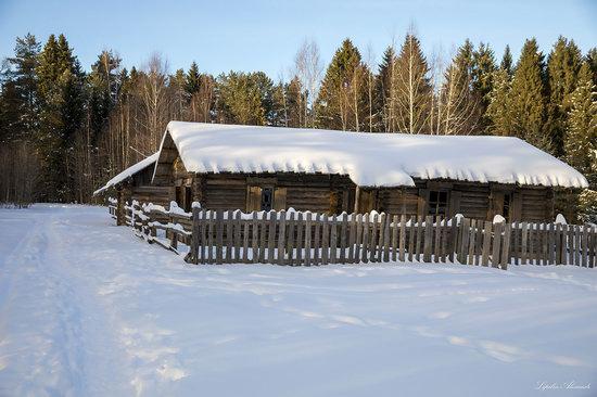 Museum of Wooden Architecture Vasilevo, Tver region, Russia, photo 15