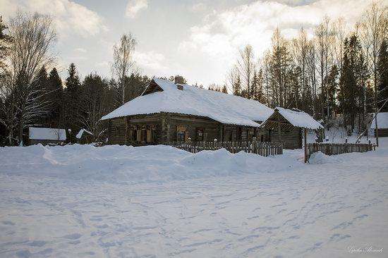 Museum of Wooden Architecture Vasilevo, Tver region, Russia, photo 18