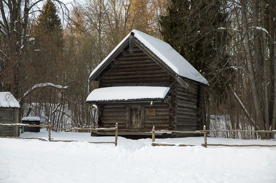 Museum of Wooden Architecture Vasilevo, Tver region, Russia, photo 19