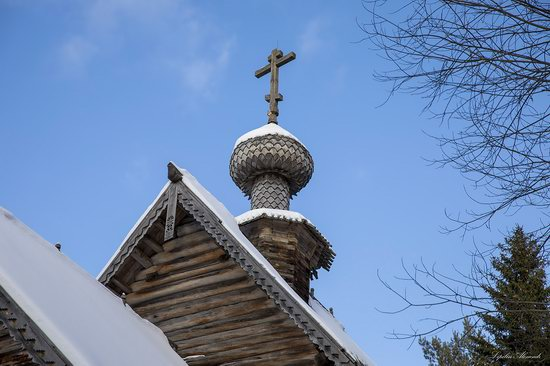 Museum of Wooden Architecture Vasilevo, Tver region, Russia, photo 2