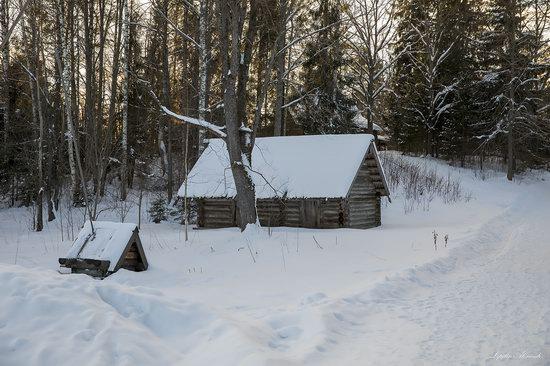 Museum of Wooden Architecture Vasilevo, Tver region, Russia, photo 20