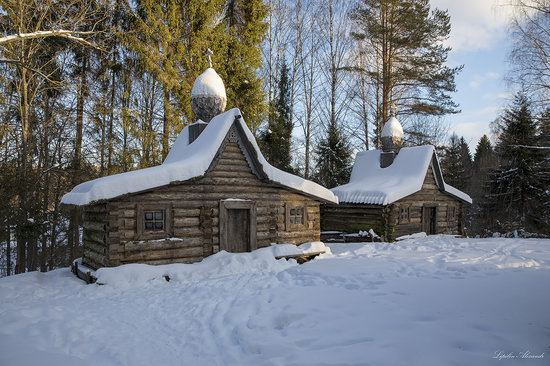 Museum of Wooden Architecture Vasilevo, Tver region, Russia, photo 21