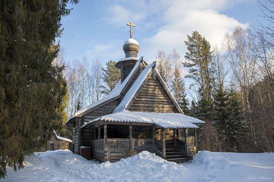 Museum of Wooden Architecture Vasilevo, Tver region, Russia, photo 22