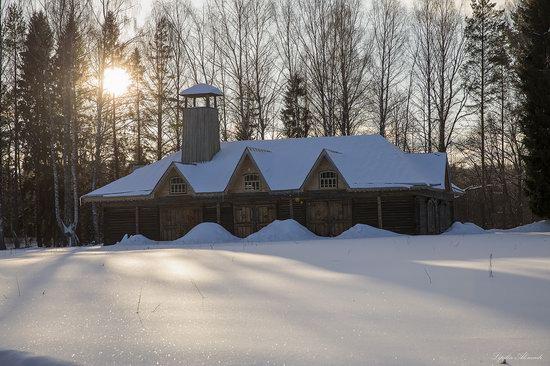 Museum of Wooden Architecture Vasilevo, Tver region, Russia, photo 23