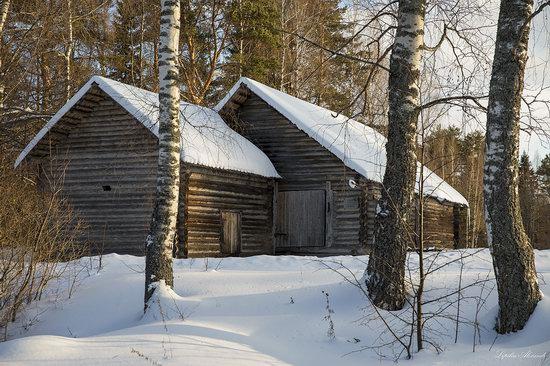 Museum of Wooden Architecture Vasilevo, Tver region, Russia, photo 24