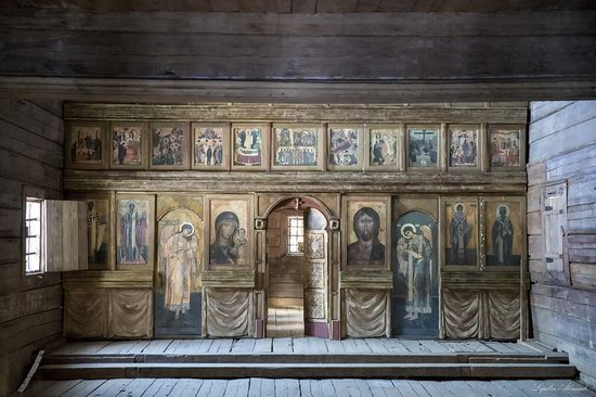 Museum of Wooden Architecture Vasilevo, Tver region, Russia, photo 3