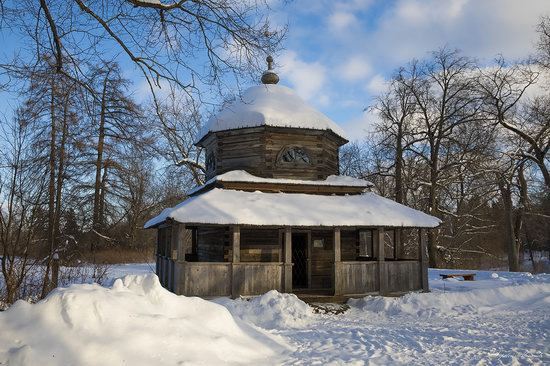 Museum of Wooden Architecture Vasilevo, Tver region, Russia, photo 4