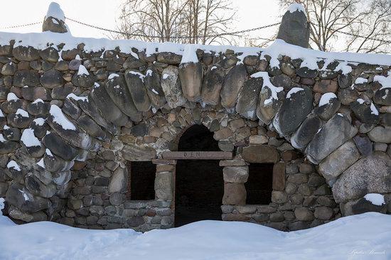 Museum of Wooden Architecture Vasilevo, Tver region, Russia, photo 7