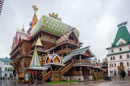 Izmailovo Kremlin in Moscow, Russia, photo 10