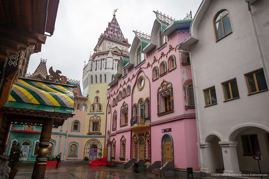 Izmailovo Kremlin in Moscow, Russia, photo 14