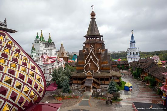 Izmailovo Kremlin in Moscow, Russia, photo 17