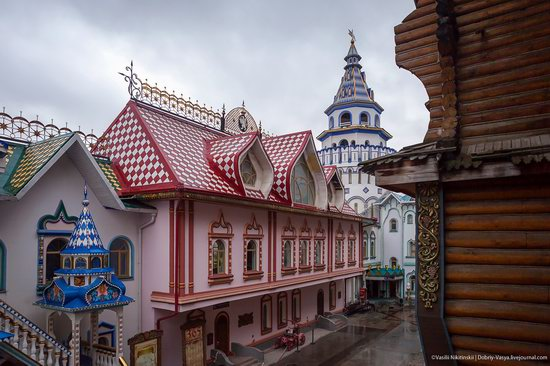 Izmailovo Kremlin in Moscow, Russia, photo 18