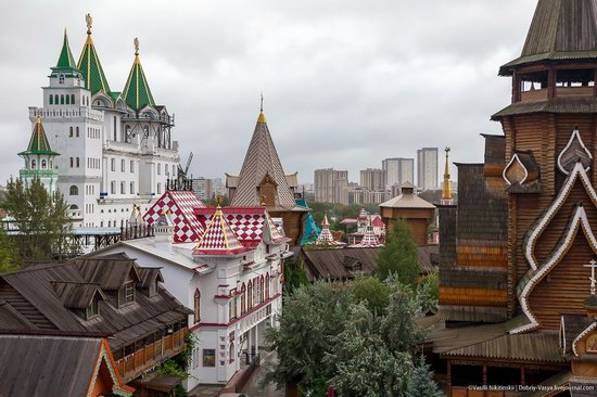 Izmailovo Kremlin in Moscow, Russia, photo 19