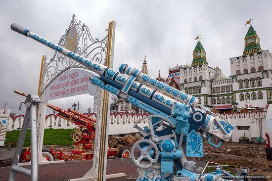 Izmailovo Kremlin in Moscow, Russia, photo 2