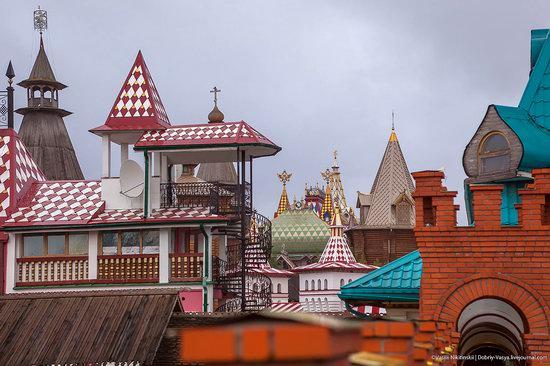 Izmailovo Kremlin in Moscow, Russia, photo 24
