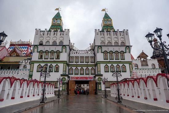 Izmailovo Kremlin in Moscow, Russia, photo 6