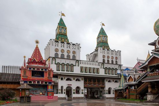 Izmailovo Kremlin in Moscow, Russia, photo 9