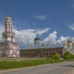 Kazan Convent in Vyshny Volochyok