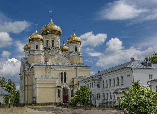 Kazan Convent in Vyshny Volochyok, Russia, photo 3